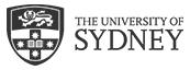 University of Sydney, Sydney School of Education and Social Work
